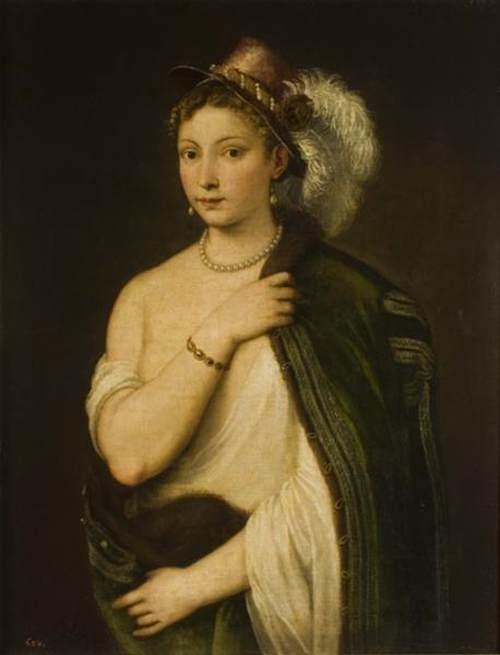 Arte e arti articolo lo stile dello zar arte e moda tra italia e russia dal xiv al xviii - Venere allo specchio tiziano ...
